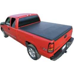 07-13 GM Truck 5.5ft Box Rugged Liner Premium Vinyl Folding Tonneau Cover