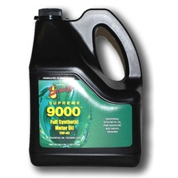 Schaeffers Supreme 9000 5W-40 Full Synthetic Engine Oil -Gallon