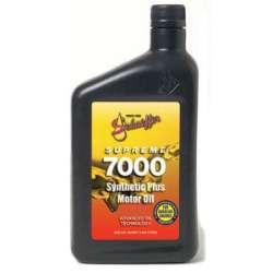 Schaeffers Supreme 7000 15W-40 Synthetic Plus Diesel Engine Oil -Quart