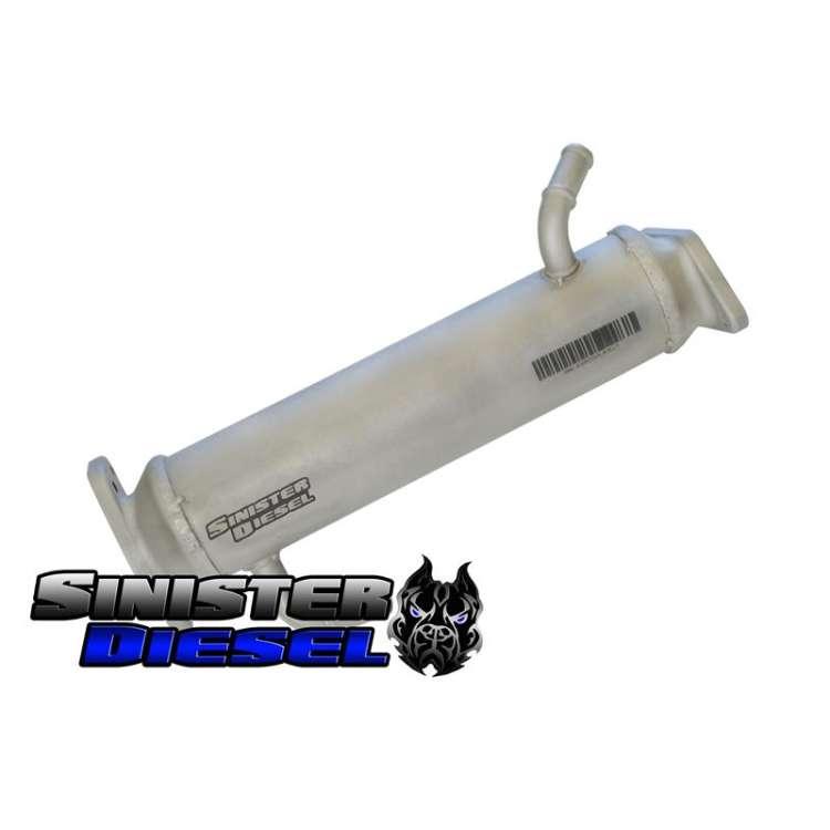 04.5-06 GM 6.6L Duramax Sinister Upgraded EGR Cooler