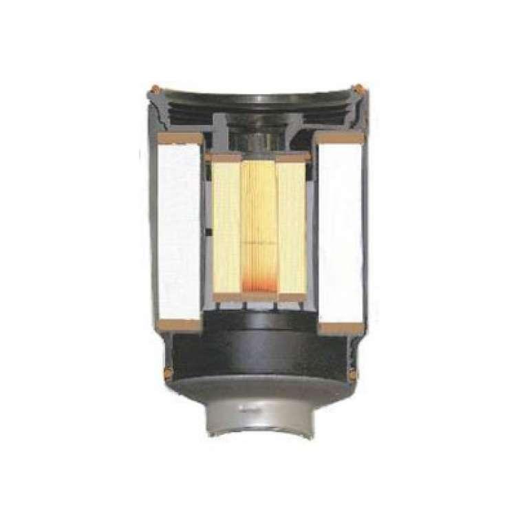 01-16 GM 6.6L Duramax AFE Pro-Guard D2 Fuel Filter