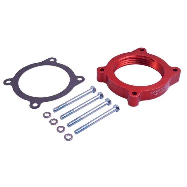 11-13 Ford F150 5.0L AiRaid PowerAid® Throttle Body Spacer