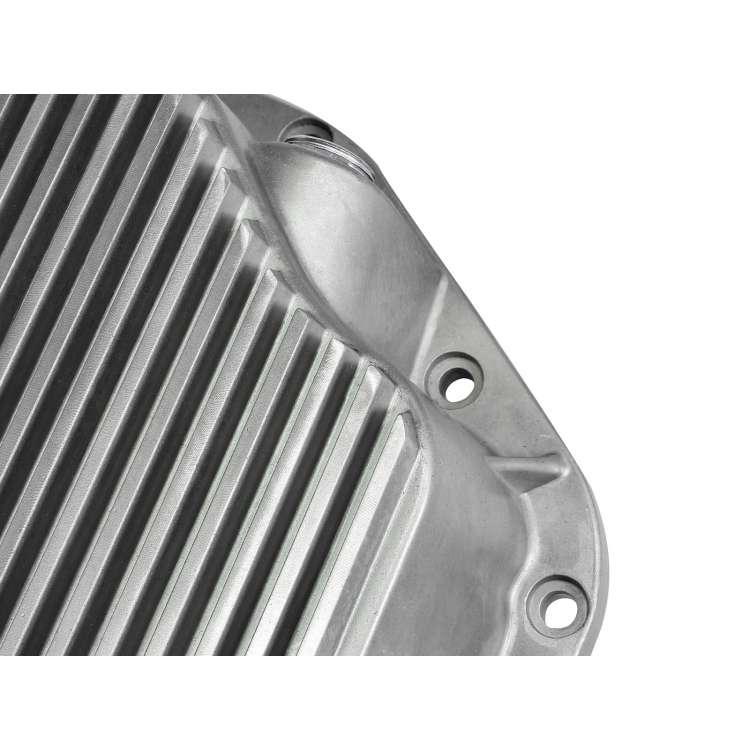 AFE 99-07 Ford F350/F450 Dually Dana 80 Raw Differential Cover w/Machined Fins