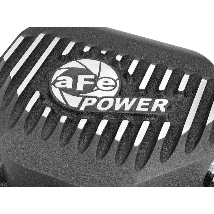 94-16 Dodge Ram 1500 Corporate 9.25 12 Bolt Black Differential Cover