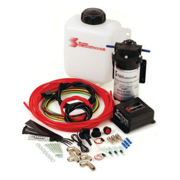 Snow Performance Stage 1 Diesel Boost Cooler/Water Injection Kit