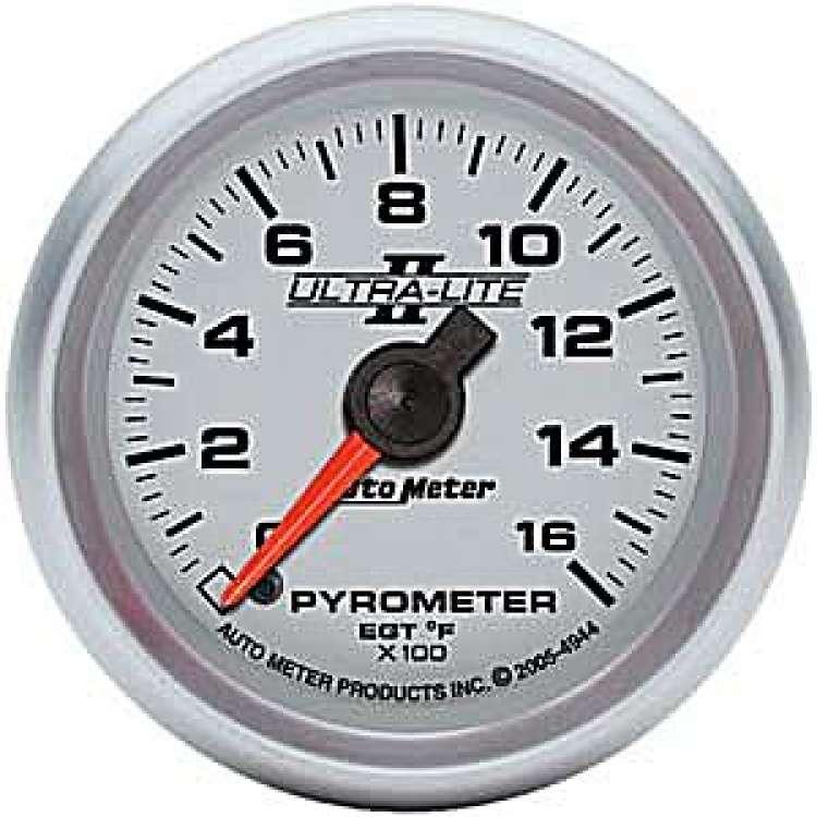 Ultra Lite II Pyrometer 0-1600º Thermocouple 4944