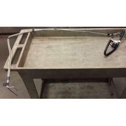 98-01 Dodge Ram Front 4wd Actuator to Steel Vacuum Line Harness