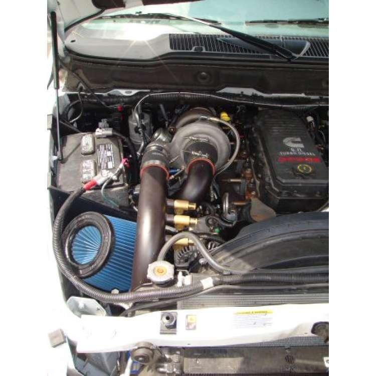 07.5-09 Dodge 6.7L Cummins Source Automotive Twin Turbo Kit
