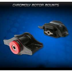03-07 Dodge Ram 5.9L Cummins 4x4 Chromoly Motor Mounts