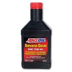 Amsoil Severe Gear 75W-90, Quart
