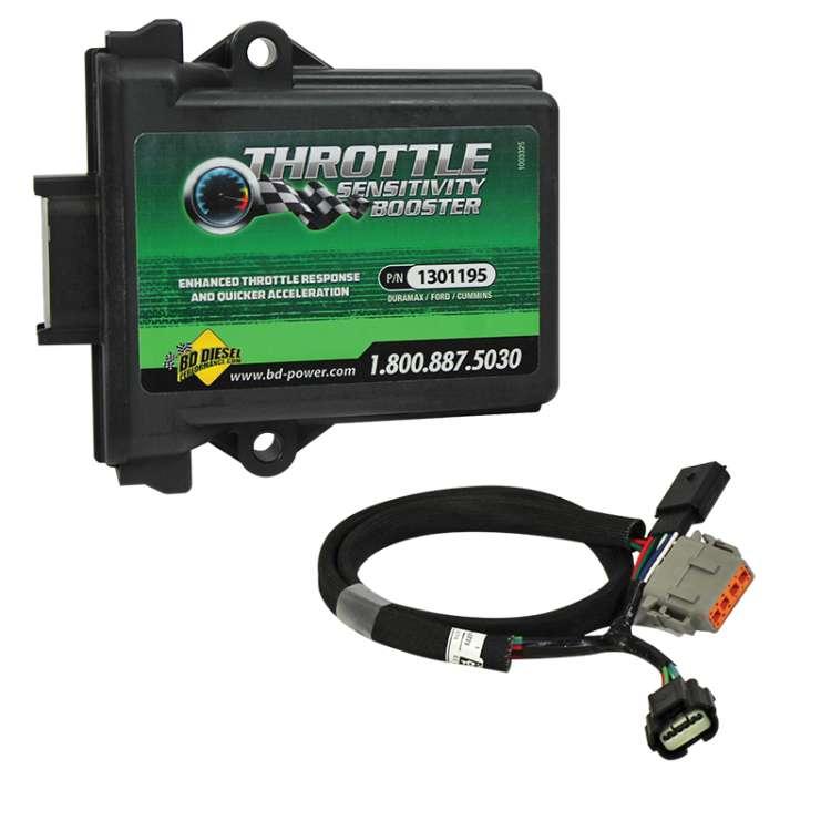 11-17 Ford 6.7L Powerstroke Throttle Sensitivity Booster