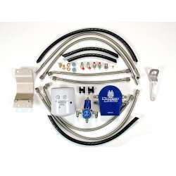 99-03 Ford 7.3L Powerstroke Regulated Fuel Return Kit w/Integrated Fuel Filter
