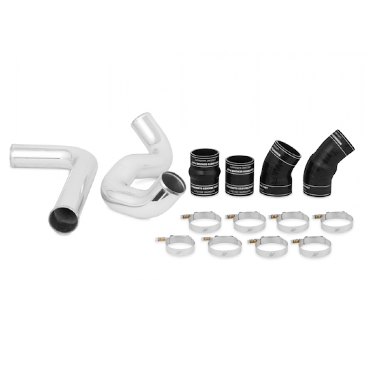 03-07 Ford 6.0L Powerstroke Diesel Intercooler Pipe & Boot Kit