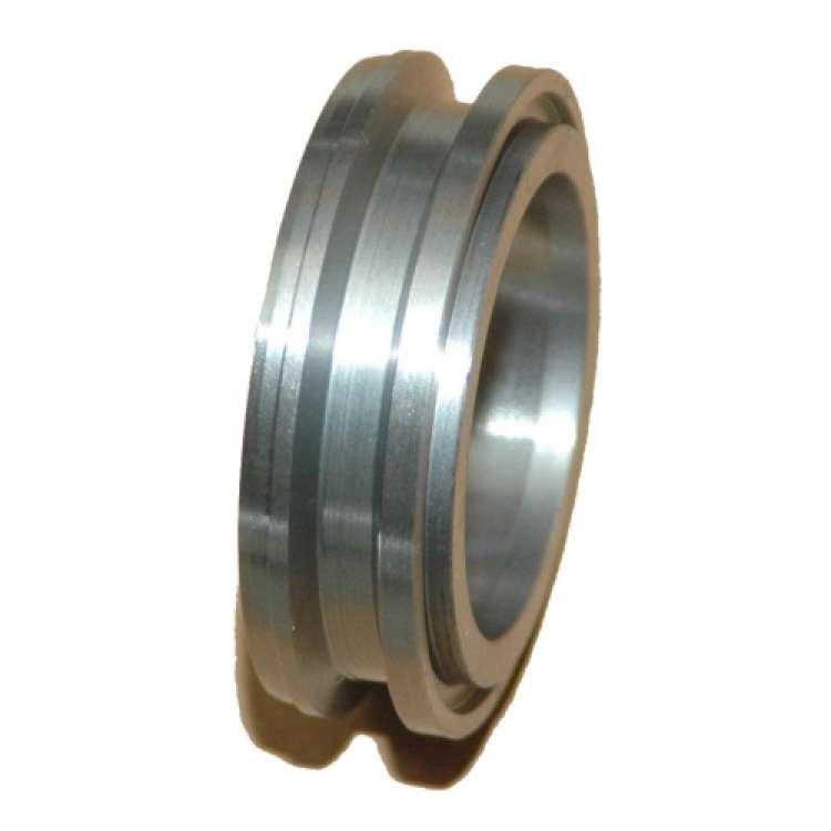 S300/HX35/H1C V-Band Mild Steel Compressor Outlet Flange