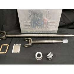 00-02 Dodge 2500/3500 Ram 35 Spline Inner Axle Upgrade CAD Delete Kit