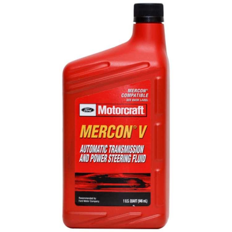 Motorcraft Mercon V ATF Automatic Transmission Fluid - Quart