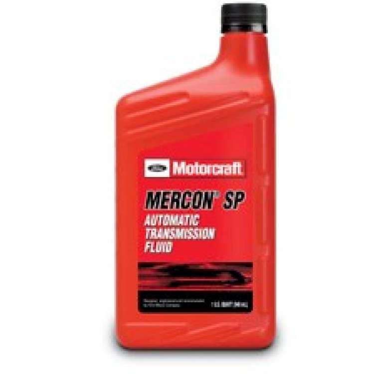 Motorcraft Mercon SP ATF Automatic Transmission Fluid - Quart