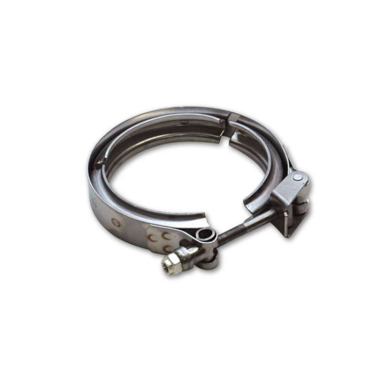 Quick Release V-Band Clamp for Flanges up to 3.82 In O.D