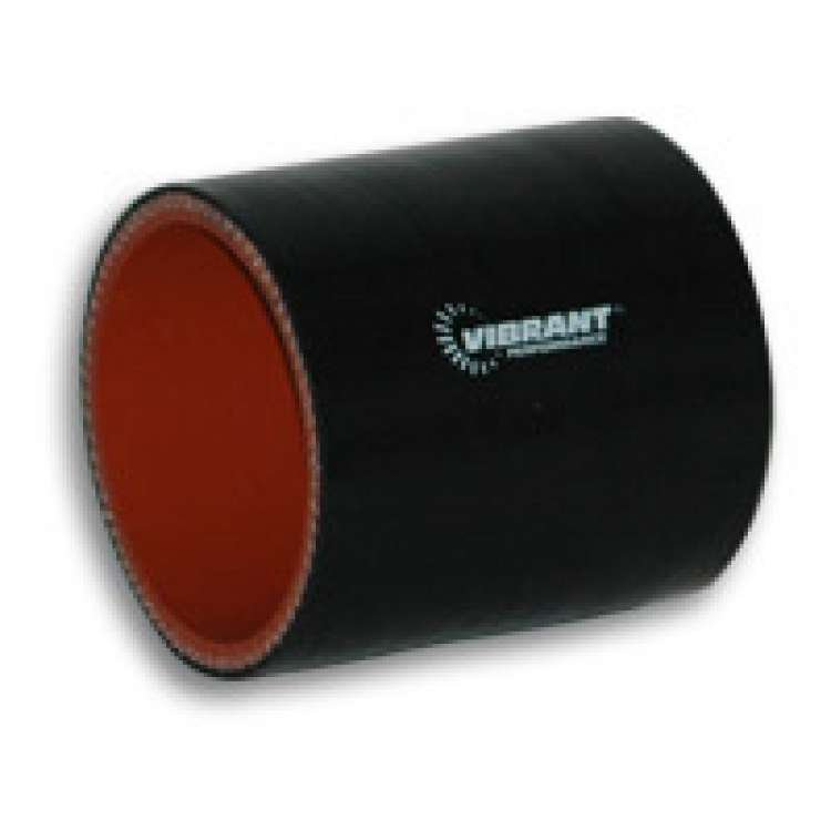 Vibrant Performance 4 Ply Silicone Sleeve, 2 In I.D. x 3 In Long