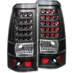 Chevy/GMC 1500-2500 Anzo L.E.D. Tail Lights Black