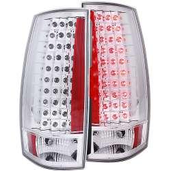 07-13 Chevy/GMC Full-size SUV Anzo L.E.D Tail Lights G4 Chrome