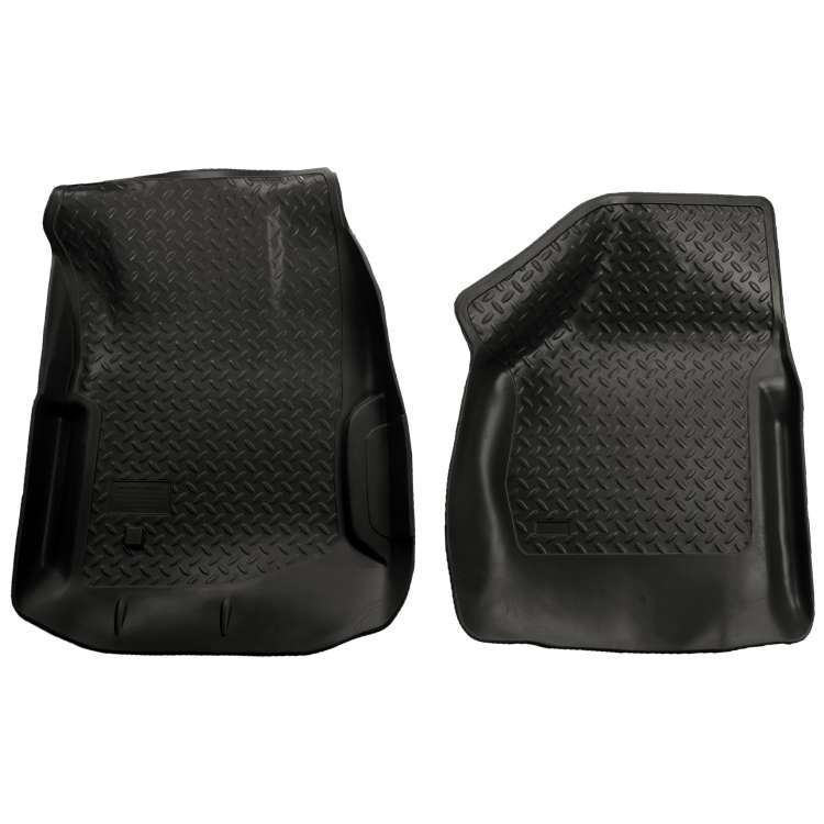 2000-07 Ford Superduty Trucks Husky Liner Floor Liners