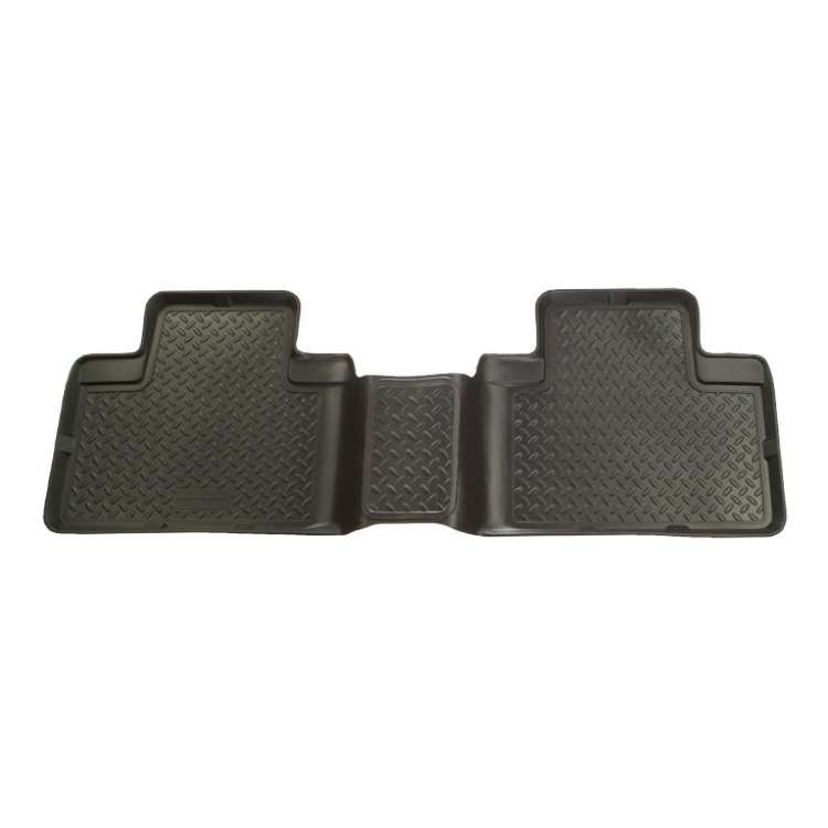 11-14 Ford Superduty Extended Cab Husky Liner Rear Seat Floor Liners