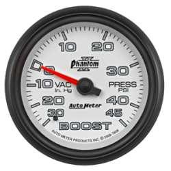Phantom II Mechanical Vacuum / Boost Gauge 7808