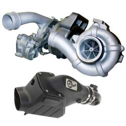 08-10 Ford 6.4L Powerstroke BD Complete Twin Turbo Assembly