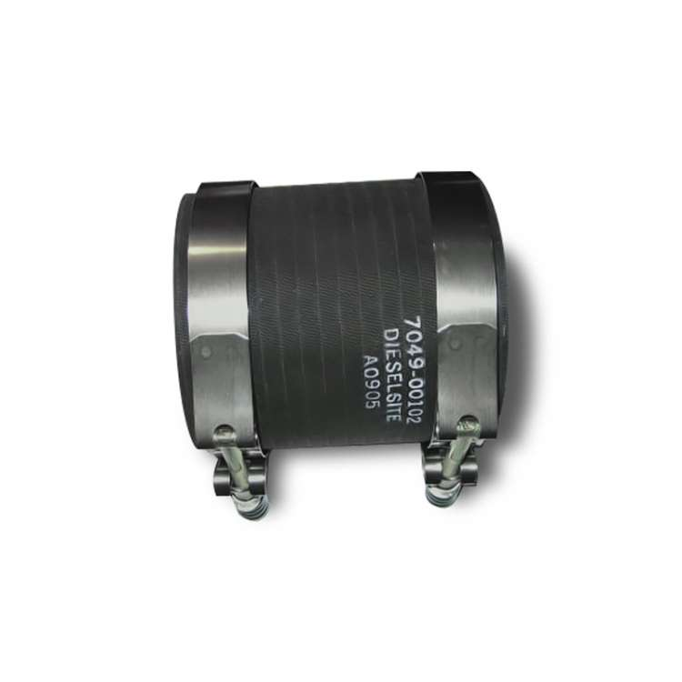 DieselSite Aramid Intercooler Boot - 3.5 InID X 4.25 In Long