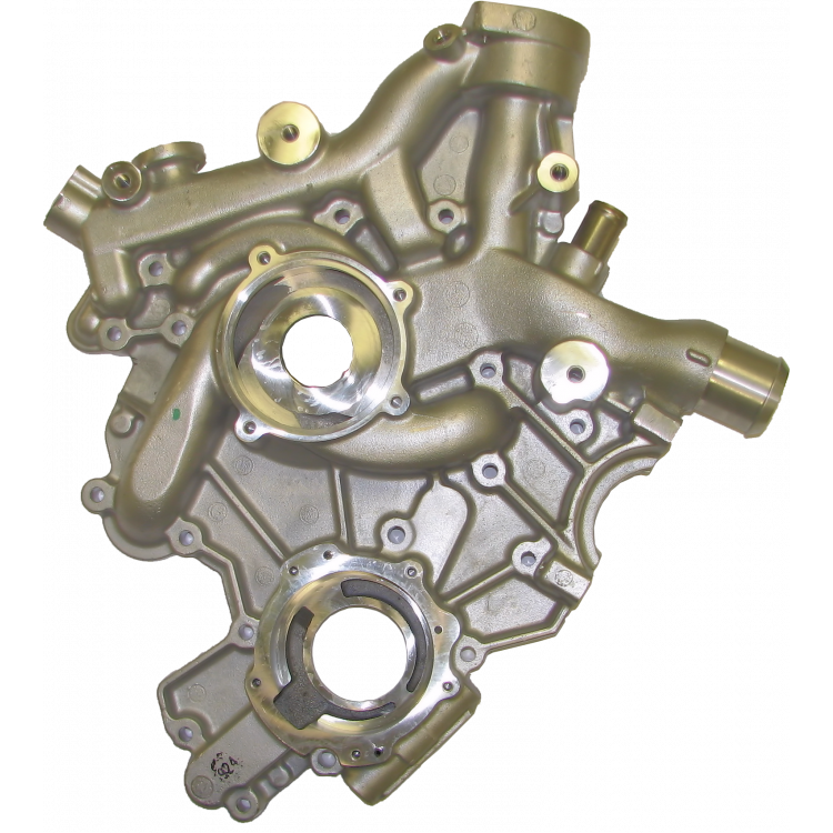 03-04 Ford 6.0L Powerstroke Low Pressure Oil Pump w/Front Cover Kit