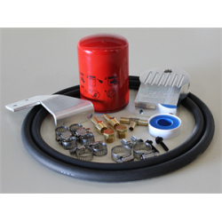 03-07 Ford 6.0L Powerstroke Dieselsite Coolant Filtration System
