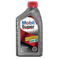 Mobil Super 10W-30, Quart