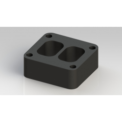 Fleece Performance 1½ In T4 Turbo Pedestal Spacer