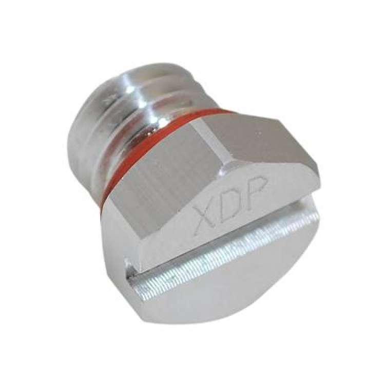 01-10 GM 6.6L Duramax XDP Aluminum Fuel Filter Head Air Bleeder Screw