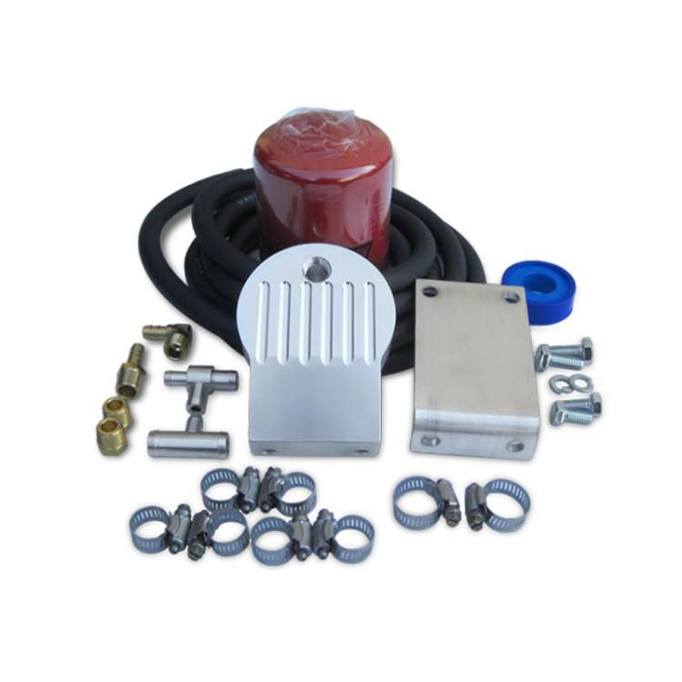 01-14 GM 6.6L Duramax Dieselsite Coolant Filtration System