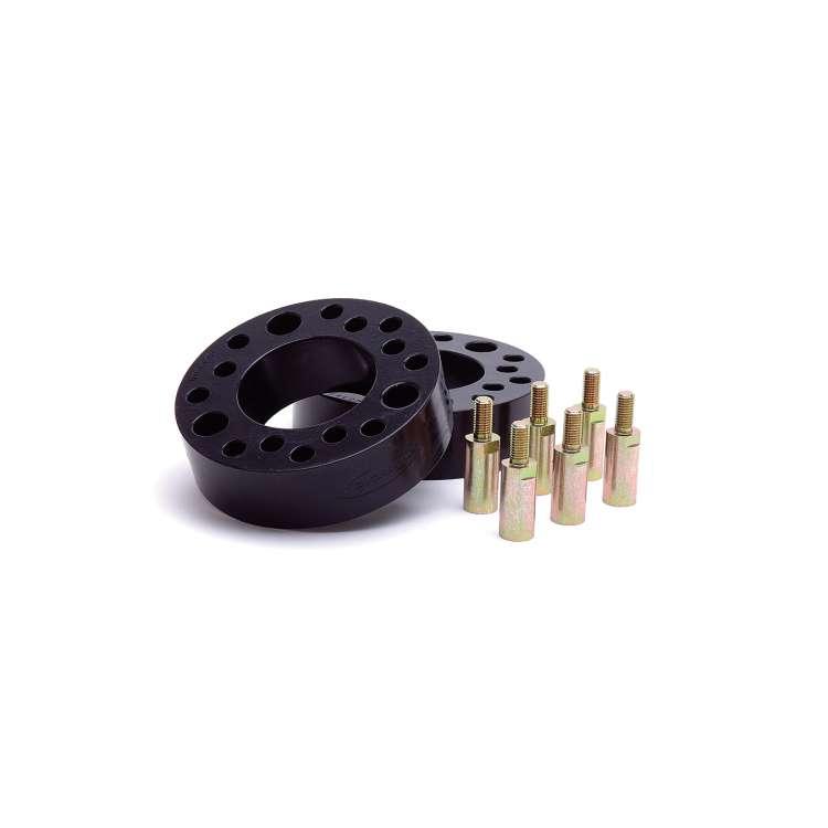 09-14 Ford F150 Daystar 2 In Black Polyurethane Leveling Kit