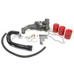 99-03 Ford 7.3L Powerstroke Dieselsite Waterpump w/Coolant Filter Kit