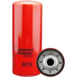Baldwin B76 Full-Flow Spin-on Oil Filter