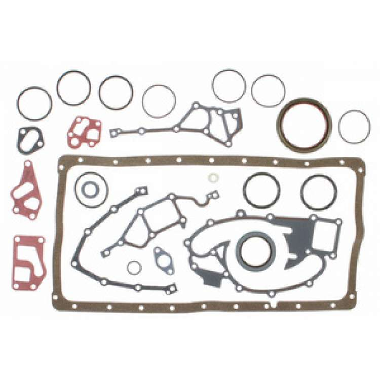 83-87 Ford 6.9L IDI Diesel Aftermarket Lower Engine Gasket Set