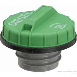 89-99 Dodge Ram Gates Diesel Fuel Cap - Green