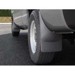 06-09 Dodge Ram 2500/3500 w/o Fender Flares No-Drill DigitalFit Mud Flaps