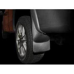 10-14 Dodge Ram 2500/3500 w/Fender Flares No-Drill DigitalFit Mud Flaps
