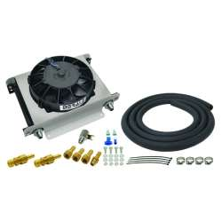 Hypercool 25 Row Transmission Cooler With -8 Inlets, Kit