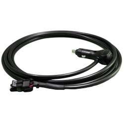10 Wiring Harness w/12v Cigarette Plug-2 light max 85 watts