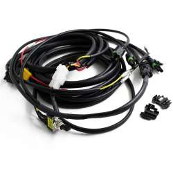 Squadron (Pro & Sport)/S2 Wiring Harness -3 light max 325 watts