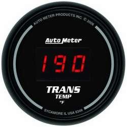 Sport Comp Digital 0-340° Electric Transmission Temp Gauge 6349