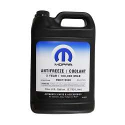 Mopar 68048953AC 5 Year Extended Life Coolant, Gallon