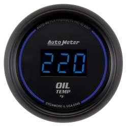 Cobalt Digital 0-340° Electric Oil Temperature Gauge 6948