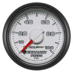Dodge Factory Match 0-100PSI Digital Exhaust Pressure Gauge